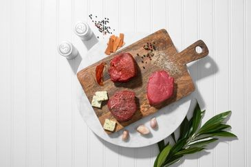 Butter Garlic & Herb Sirloin Steak