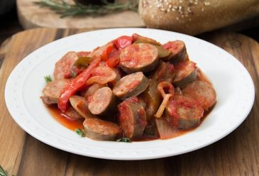 Sausage & Peppers