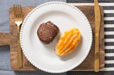 Filet Mignon and Potato Pack
