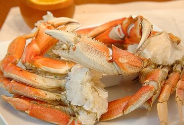 Dungeness Crab Cluster - Fully Cooked
