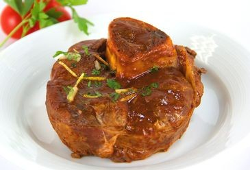 Fully Cooked Veal Osso Buco