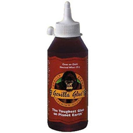 ## 4 OZ. GORILLA GLUE BOTTLE
