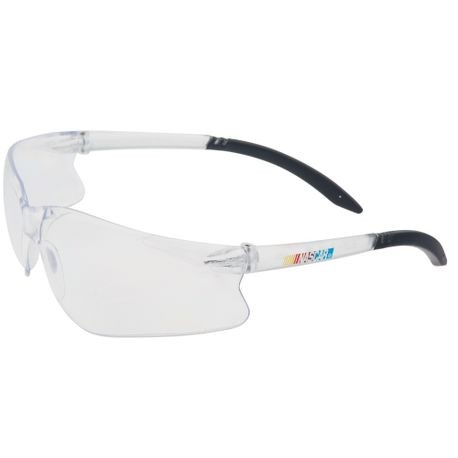 NASCAR GT SAFETY GLASSES CLEAR