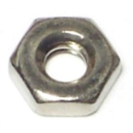 #10-24 18-8 Stainless Steel Coarse Thread Hex Nuts