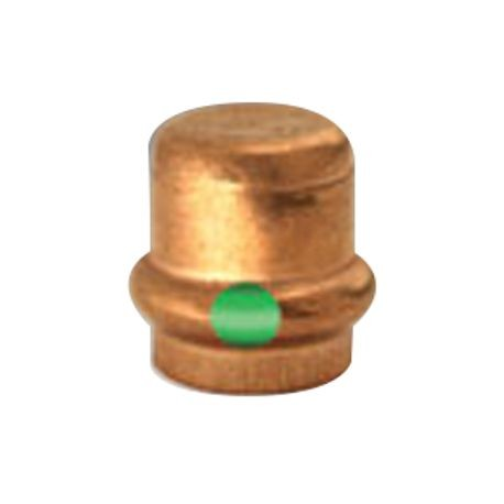 1/2 COPPER CAP C ProPress