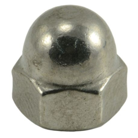 #10-24 18-8 Stainless Steel Acorn Cap Nuts