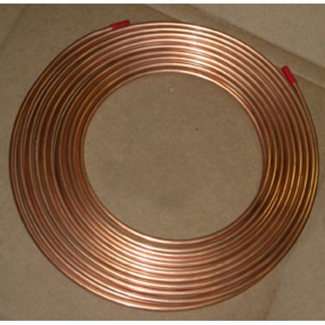 1 IN TYPE L HARD COPPER TUBE