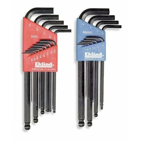 BALL END HEX KEY