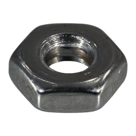 #10-24 Chrome Coarse Thread Hex Nuts