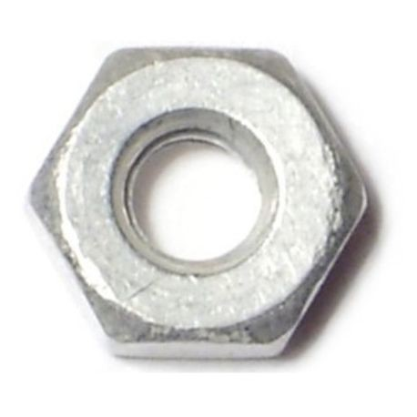 #10-24 Aluminum Coarse Thread Finished Hex Nuts