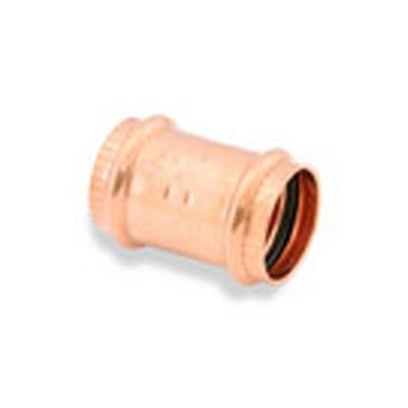 1-1/2 COPPER COUPLING W/O