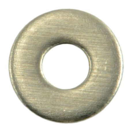 "#1 x 5/64"" x 3/14"" Steel Flat Washers"