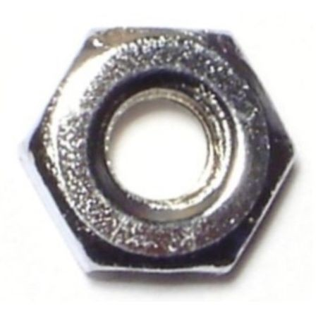 #10-24 Steel Coarse Thread Finished Hex Nuts