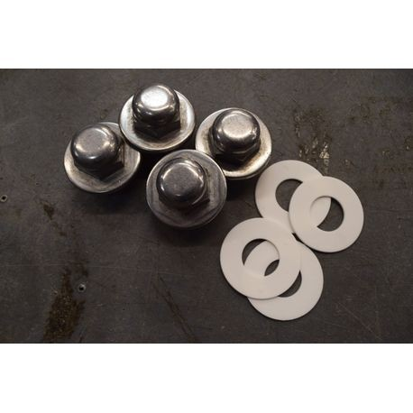 5/8 EXTENDED CARRIER NUT SET W/