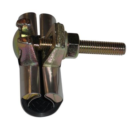 3/4 IPS REPAIR CLAMP 3 IN WIDE 1 BOLT