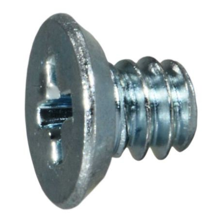 "#10-24 x 1/4"" Phillips Flat Head Machine Screws"