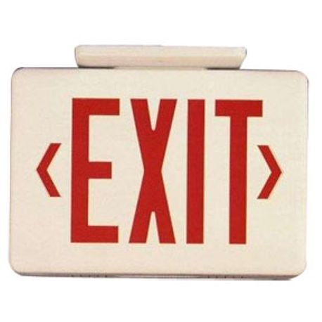## EXIT LIGHT SIGN 120 OR 277 VOLTS