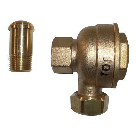 ## 1/2 ANGLE STEAM TRAP 17C