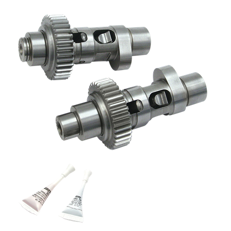 585GE Easy Start<sup>®</sup> Camshaft Set With Inner Gears for '06 HD<sup>®</sup> Dyna<sup>®</sup> and 2007-'16 Big Twins