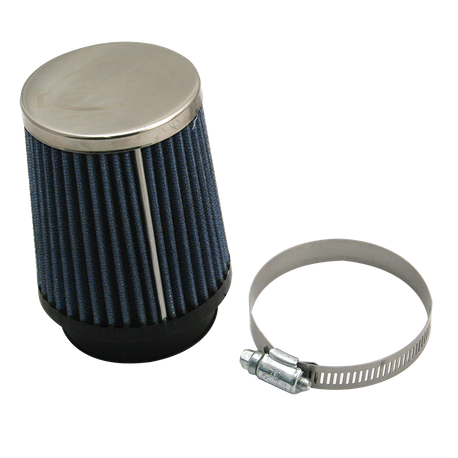 S&S<sup>®</sup> Tapered Air Filter For S&S<sup>®</sup> Tuned Induction System - Blue (Each)