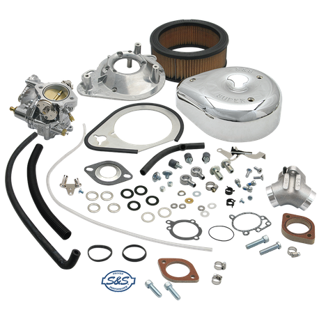 TÜV Approved Super E Carburetor Kit for 1991-'03 HD<sup>®</sup> Sportster<sup>®</sup> 1200 Models