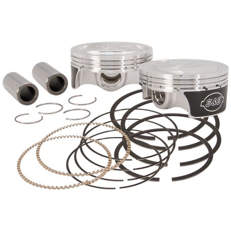 "Pistons For 2007-'16 S&S<sup>®</sup> 103"" Hot Set Up Kit<sup>®</sup> - Standard"