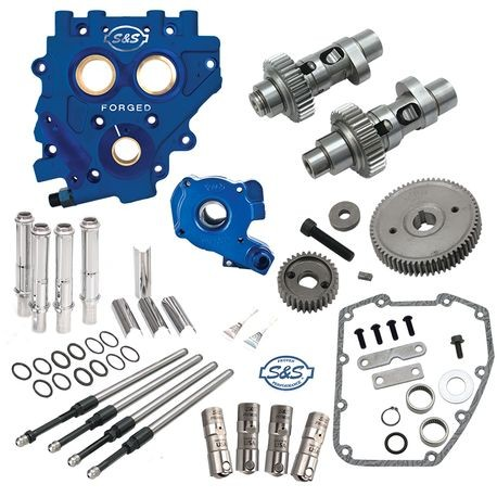 Easy Start<sup>®</sup> Gear Drive Cam Chest Kit for 2007-'16 HD<sup>®</sup> Big Twin and '06 Dyna<sup>®</sup> - 585GE