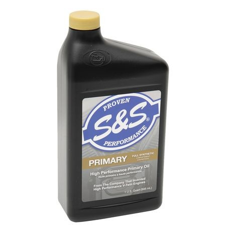 High-Performance Full-Synthetic Primary Oil - Quart