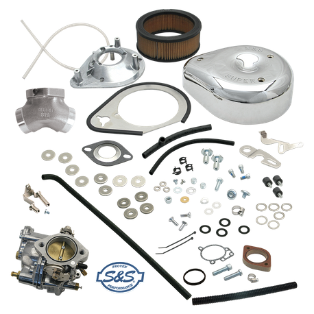 TÜV Approved Super E Carburetor Kit for 2004-'06 HD<sup>®</sup> Sportster<sup>®</sup> 883 Models