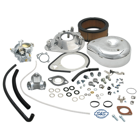 TÜV Approved Super E Carburetor Kit for 1991-'03 HD<sup>®</sup> Sportster<sup>®</sup> 883 Models
