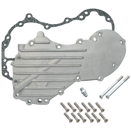 Cast Generator Gearcover Kit For Stock Crankcases 1940-'48 Over Head Valve