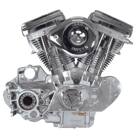 SB100 Complete Assembled Engine For 1986-'03 HD Sportster Models