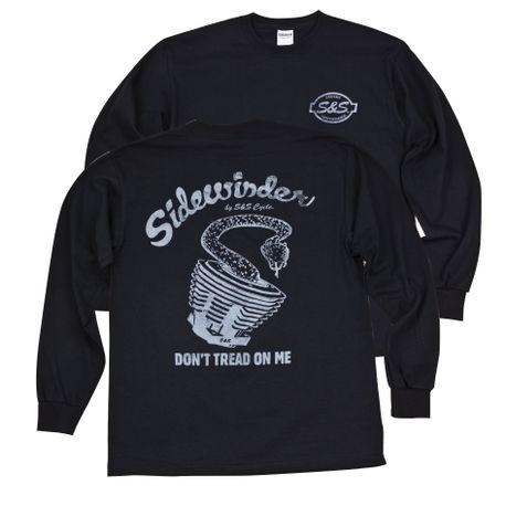 S&S<sup>®</sup> Sidewinder® Long Sleeve Shirt - Large