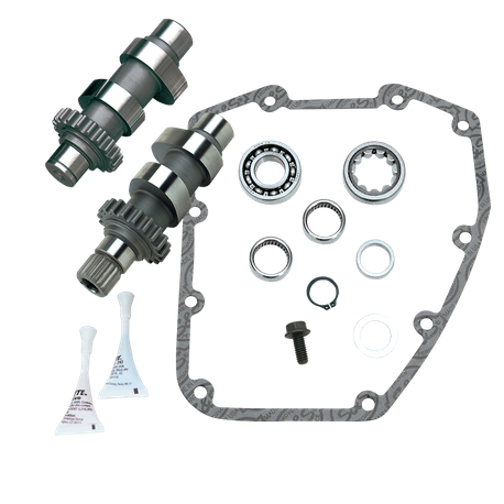 640C Chain Drive Camshaft Kit for 1999-'06 S&S T124 Engines