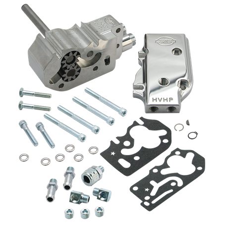 High Volume High Pressure Billet Oil Pump Only Kit for 1984-'91 HD<sup>®</sup> Big Twins