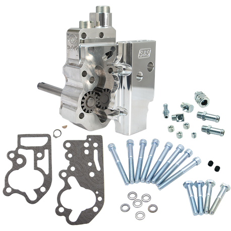 Billet Oil Pump Kit For 1970-'91 HD<sup>®</sup> Big Twins (without gears & shims)