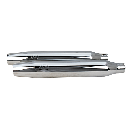 Tapered Slip-on Performance Mufflers for 2014-'16 HD<sup>®</sup> Sportster<sup>®</sup> Models - Chrome