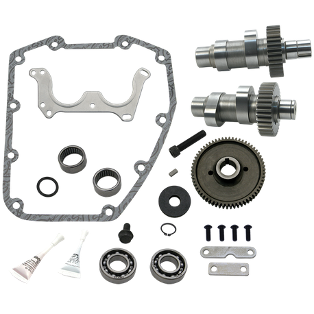 509CE Gear Drive Camshaft Kit for 1999-'06 Big Twins