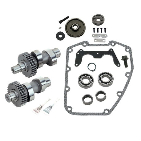 635CE Gear Drive Camshaft Kit for 1999-'06 HD<sup>®</sup> Big Twins except '06 HD<sup>®</sup> Dyna<sup>®</sup>