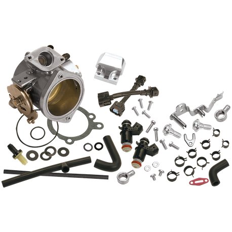 52mm Throttle Body Kit for 2002-'05 EFI HD<sup>®</sup> Big Twin