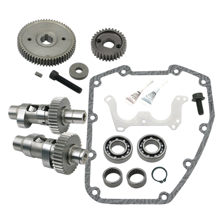 Gear Drive Easy Start<sup>®</sup> Camshaft Kit for '06 HD<sup>®</sup> Dyna<sup>®</sup> and 2007-'16 Big Twins - Complete Kits