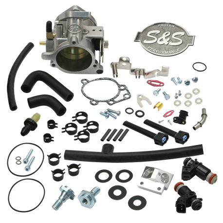 52mm Throttle Body Kit for 2006-'16 EFI HD<sup>®</sup> Big Twin