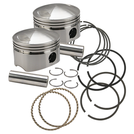 "S&S<sup>®</sup> Forged 3 5/8"" Bore Piston For 1936-'84 OHV Big Twins - Standard"