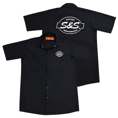 S&S<sup>®</sup> Mechanics Work Shirt - Medium
