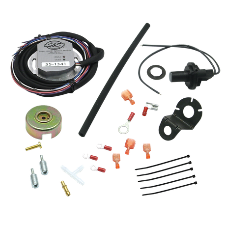 "Super Stock<sup>®</sup> Ignition Kit for Shovel Head 93"" and Pan Head 93"" 1966-'84"