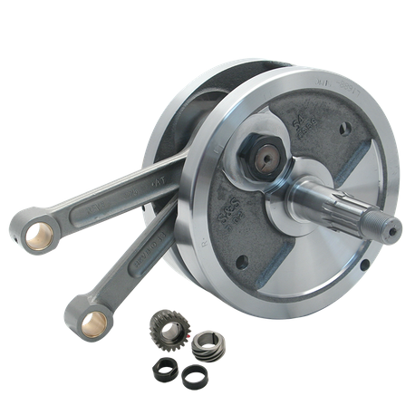 "S&S<sup>®</sup> 4-1/4"" Stroke Flywheel Assembly For Indian Power Plus 100 Engines"
