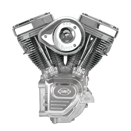 T124 TÜV Complete Assembled Engine - IST<sup>®</sup> - Silver