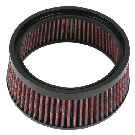 "Replacement High Flow Air Filter Element for S&S<sup>®</sup> Stealth Air Cleaners -1"" Taller"