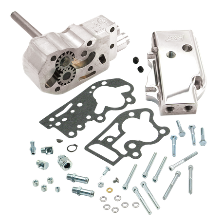 Billet Oil Pump Kit For 1936-'69 HD<sup>®</sup> Big Twins (without Gears & Shims)