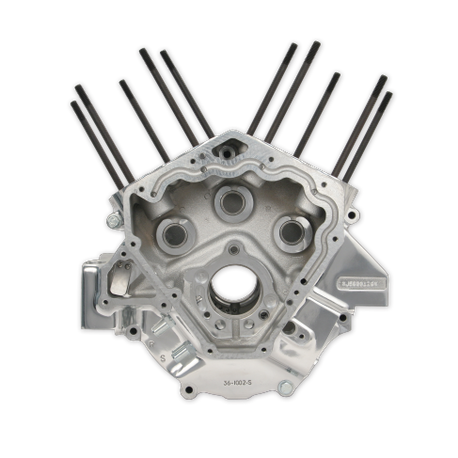 Crankcase for X-Wedge<sup>®</sup> - Polished